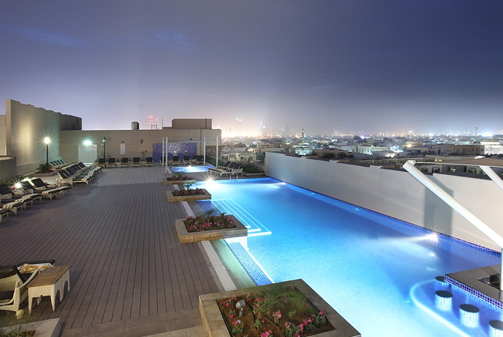 Metropolitan Hotel Dubai Sheikh Zayed Road